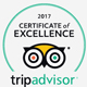 Tripadvisor Attestation d'Excellence