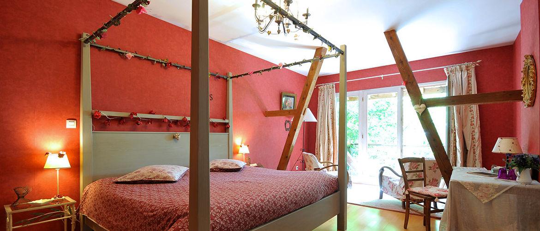 Chambres d 39 hotes de charme en alsace ambiance jardin Chambre d hote de charme strasbourg